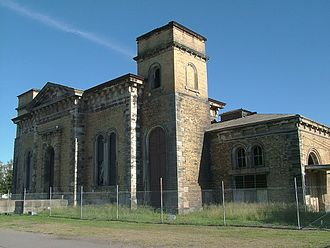 Carrington, New South Wales - Carrington Hydraulic Power Station, built in 1877 is its most significant landmark.