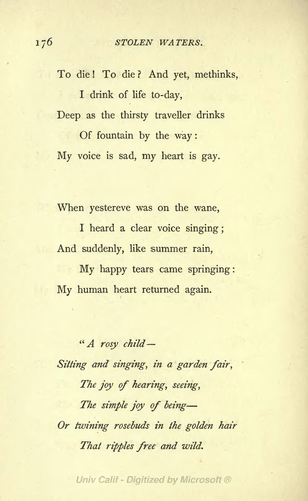 POEMS ABOUT BEING GAY