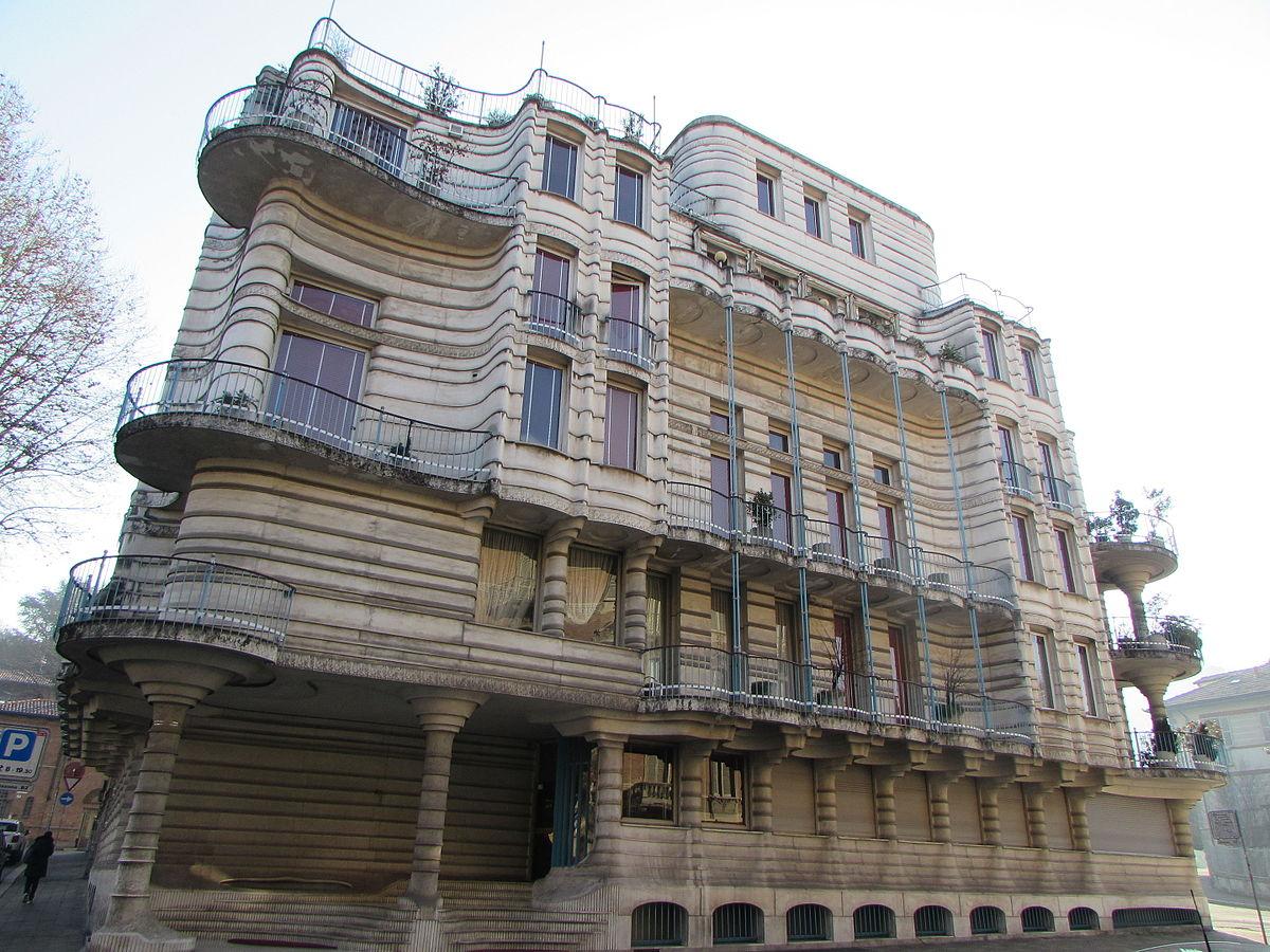 Casa dell 39 obelisco wikipedia - Casa della lampadina torino ...