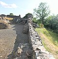 Castell Dolforwyn - Dolforwyn Castle, Powys, Cymru (Wales) 35.jpg