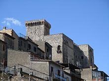Castello Caetani a Trevi nel Lazio