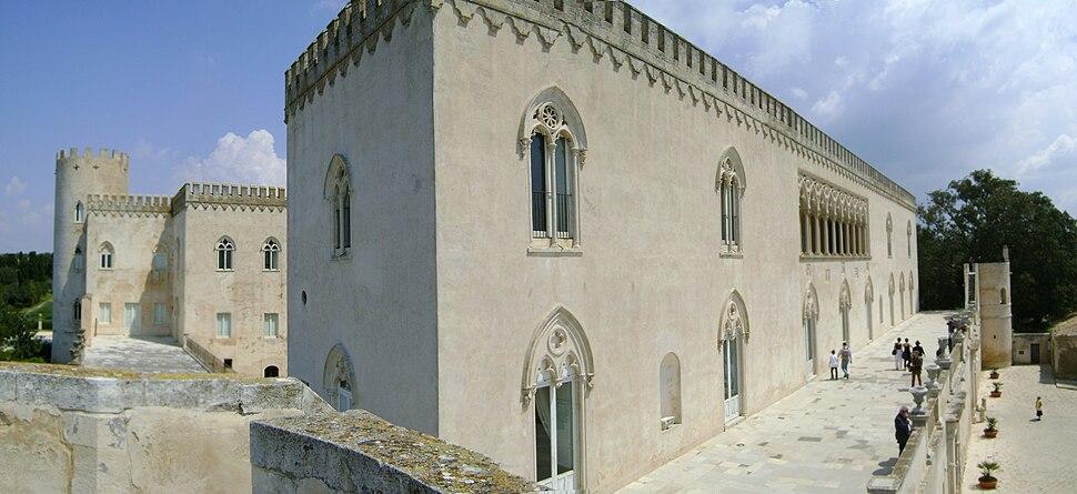Castello Donnafugata, Ragusa