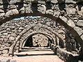 Castello di al-Azraq - GIORDANIA (4) -Le stalle.JPG