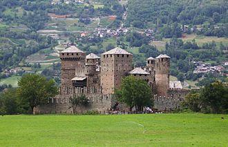 Fénis - Fénis Castle