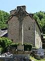 Castelnau-de-Mandailles le Cambon cimetière croix (2).jpg
