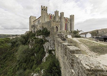 Castle of Óbidos, Óbidos, Portugal