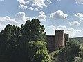 Castillo de Santiuste, Corduente, Guadalajara, 2017-06-16, Triplecaña 04.jpg