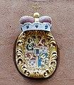 Castle of Kőszeg, Coat of arms of Esterházy.jpg