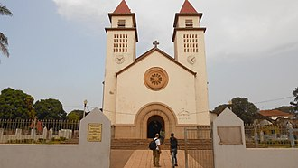 Bissau - Image: Catedral de Bissau (2)