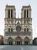 Cathédrale Notre-Dame de Paris, Northwest view at sunrise 20140320.jpg
