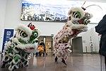 Cathay Pacific inaugural flight to Hong Kong (26153540627).jpg