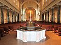 Cathedral of Christ the King interior - Superior, Wisconsin 02.jpg