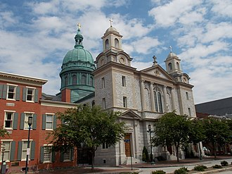 Roman Catholic Diocese of Harrisburg - Cathedral of Saint Patrick in Harrisburg