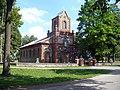Catolic church, Nemunelio-Radviliskis, July, 2008 - panoramio.jpg