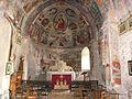 Cazeaux-de-Larboust église choeur.JPG