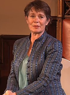Celia Imrie English actress