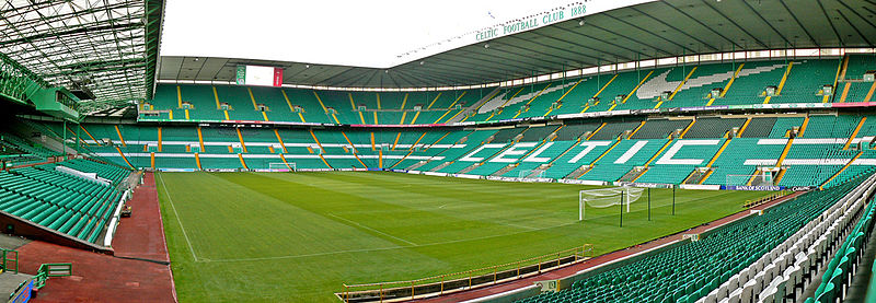 A Panorama Of The Redeveloped Celtic Park