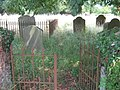 Cemetery beside the Meeting House, Smarden - geograph.org.uk - 1420785.jpg