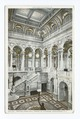 Central Stair Hall, Library of Congress, Washington, D. C (NYPL b12647398-62124).tiff