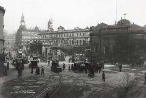 Picture of Liverpool Central Station