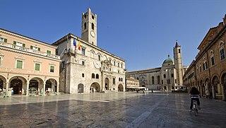 Ascoli Piceno Comune in Marche, Italy