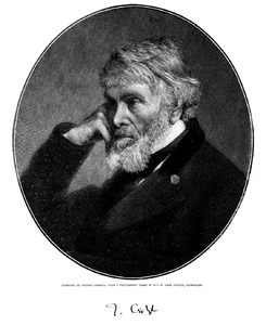 essayist thomas sartor resartus Thomas carlyle (4 december 1795 essayist, satirist, translator in sartor resartus thomas also had a friendship with writer geraldine jewsbury starting in 1840.