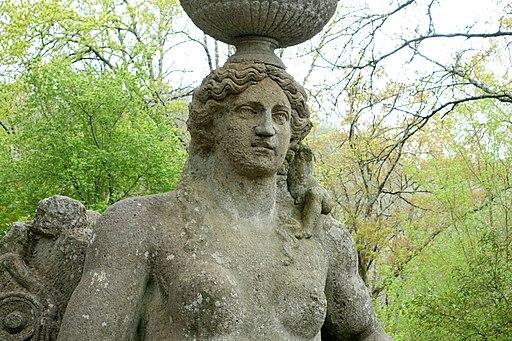 Ceres - Parco dei Mostri - Bomarzo, Italy - DSC02565