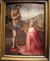 Cesare da sesto, cristo dolente col cardianle oliviero carafa in preghiera, 1511 ca., Q88.JPG