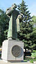 Cetinje Ivan Crnojevic Monument2014