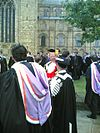 Chancellor Bill Bryson at Degree Ceremony Durham University.jpg