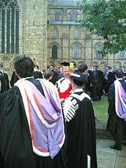 Chancellor of Durham University