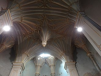 Chapel in the Wood, Strawberry Hill - Image: Chapel in the Wood, Strawberry Hill 07