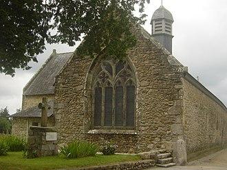 Brandérion - The chapel of Brandérion