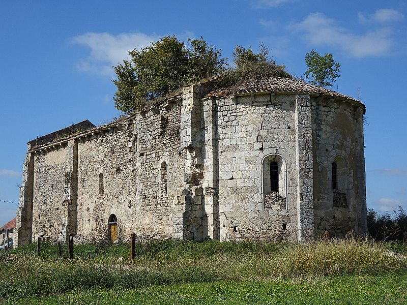 Chapelle de Reugny (état en septembre 2014)