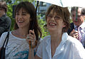 Charlotte Gainsbourg and Jane Birkin 2011.jpg