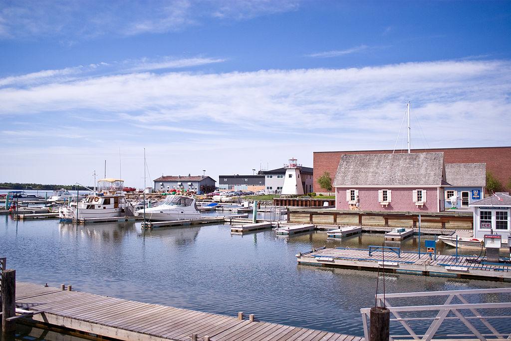 File:Charlottetown Harbour, Prince Edward Island.jpg ...