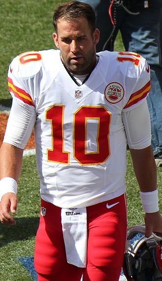 Chase Daniel - Daniel with the Kansas City Chiefs