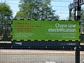Chase line electrification banner, Rugeley Trent Valley Station (34556475575).jpg