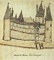Chateau de La Rochepot c. 1750.jpg