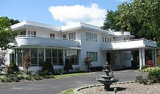 Centralia, Missouri - Chatol, the A.B. Chance Guest House