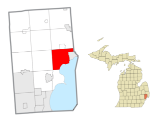 Charter township in Michigan, United States