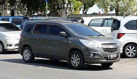 Chevrolet Spin - Wikipedia