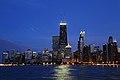 Chicago Skyline from North Avenue Beach - panoramio.jpg