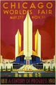 Chicago world's fair, a century of progress, expo poster, 1933, 2.tif