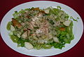 Chicken Salad with Pears, Grapes and a Pear Tarragon Vinaigrette (10390398583).jpg