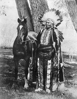 Chief Ignacio - Chief Ignacio c. 1904