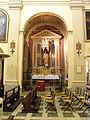 Chiesa di San Biagio a Bonconvento, interno, altare Sacro Cuore (Bonconvento, Sala Bolognese).JPG