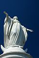 Chile - Santiago 32 - Virgin Mary statue on Cerro San Crisóbal (6831671952).jpg