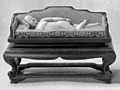 Chinese anatomical figure of a reclining woman. Wellcome M0020057.jpg