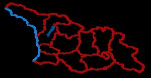 Chkhorotsqu Municipality - Chkhorotsqu District